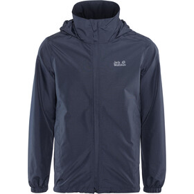 Jack Wolfskin Stormy Point Jacke Herren night blue